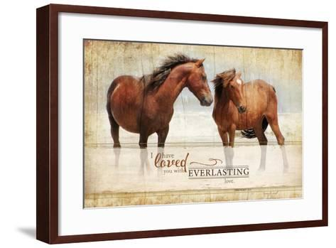 Everlasting Love-Jennifer Pugh-Framed Art Print
