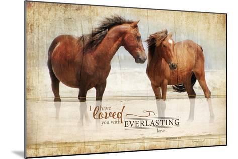 Everlasting Love-Jennifer Pugh-Mounted Art Print
