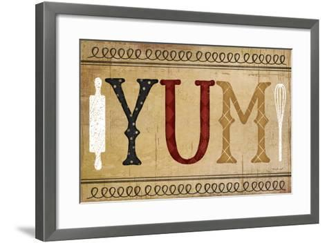 Yum-Jennifer Pugh-Framed Art Print
