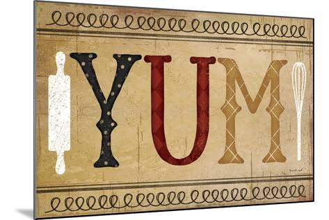 Yum-Jennifer Pugh-Mounted Art Print