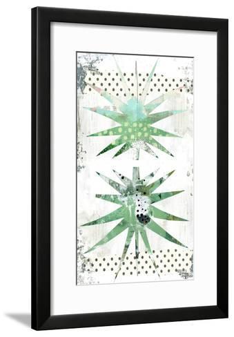 Palms-Sarah Ogren-Framed Art Print