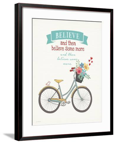 Believe Some More-Jo Moulton-Framed Art Print