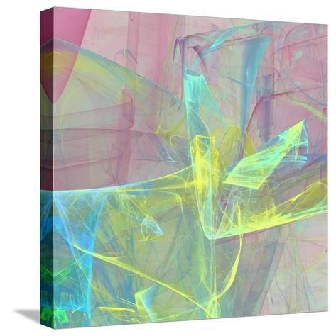 Graphics 7836-Rica Belna-Stretched Canvas Print