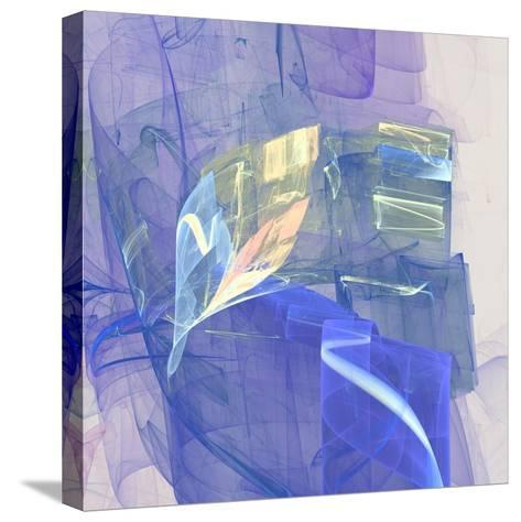 Graphics 7897-Rica Belna-Stretched Canvas Print