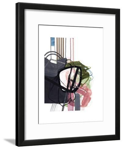 140206-Jaime Derringer-Framed Art Print