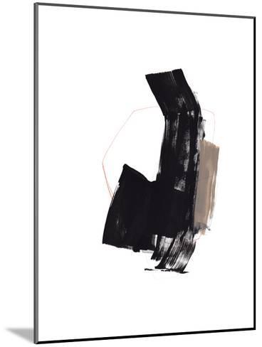 Study 10-Jaime Derringer-Mounted Giclee Print
