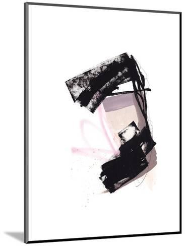 Study 14-Jaime Derringer-Mounted Giclee Print