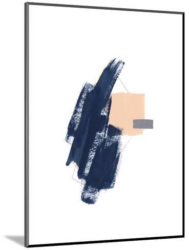 Study 15-Jaime Derringer-Mounted Giclee Print