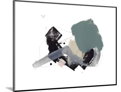 Study 18-Jaime Derringer-Mounted Giclee Print