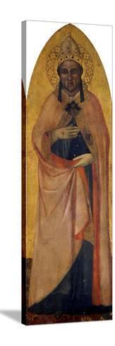 St. Gregory, C.1370-Andrea Di Bonaiuto-Stretched Canvas Print