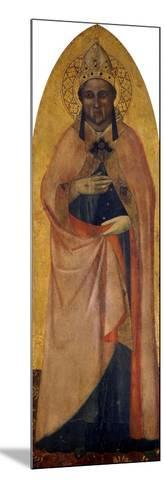 St. Gregory, C.1370-Andrea Di Bonaiuto-Mounted Giclee Print