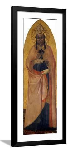St. Gregory, C.1370-Andrea Di Bonaiuto-Framed Art Print