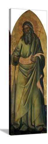 The Apostle Andrew, C.1370-Andrea Di Bonaiuto-Stretched Canvas Print