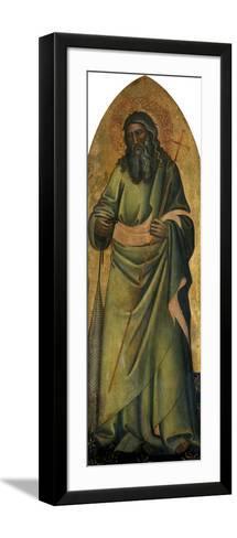 The Apostle Andrew, C.1370-Andrea Di Bonaiuto-Framed Art Print