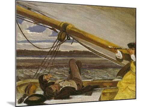 Outward Bound, 19th Century-Augustus Leopold Egg-Mounted Giclee Print