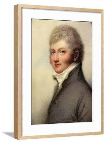 Richard, 2nd Earl of Lucan-Henry Bone-Framed Art Print