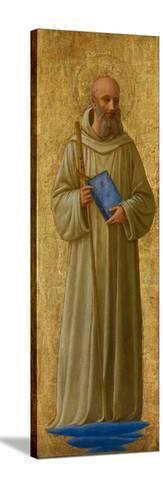 Saint Romuald, C.1440-Fra Angelico-Stretched Canvas Print