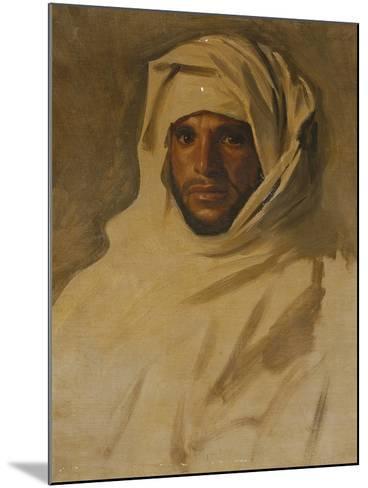 A Bedouin Arab-John Singer Sargent-Mounted Giclee Print