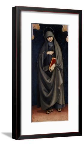 St. Clare, C.1515-20-Luca Signorelli-Framed Art Print