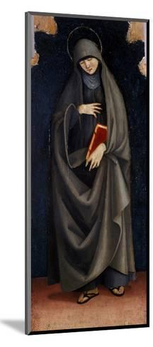 St. Clare, C.1515-20-Luca Signorelli-Mounted Giclee Print