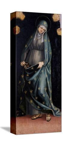 St. Casilda, C.1515-20-Luca Signorelli-Stretched Canvas Print