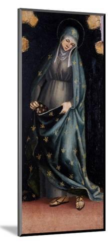 St. Casilda, C.1515-20-Luca Signorelli-Mounted Giclee Print