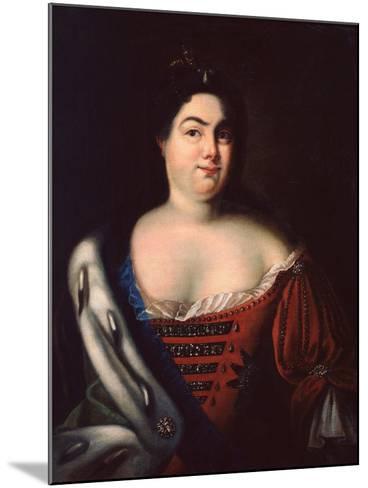 Catherine I-Johann Heinrich Wedekind-Mounted Giclee Print