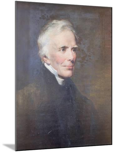 Reverend John Keble, 1876-George Richmond-Mounted Giclee Print