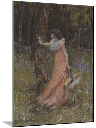 Hide and Seek-Elizabeth Adela Stanhope Forbes-Mounted Giclee Print