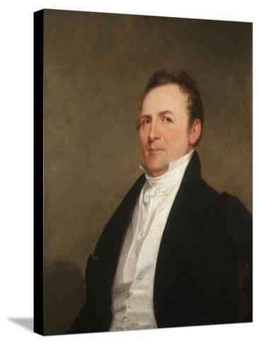 Dr. William Craig Galt-Matthew Harris Jouett-Stretched Canvas Print