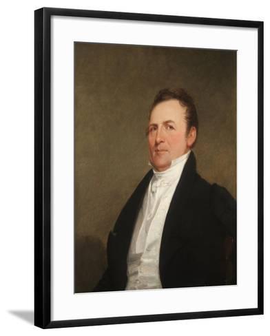 Dr. William Craig Galt-Matthew Harris Jouett-Framed Art Print