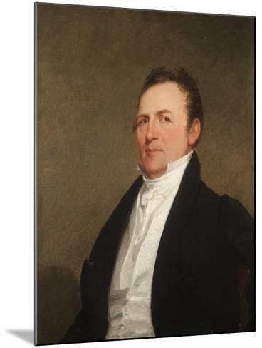 Dr. William Craig Galt-Matthew Harris Jouett-Mounted Giclee Print