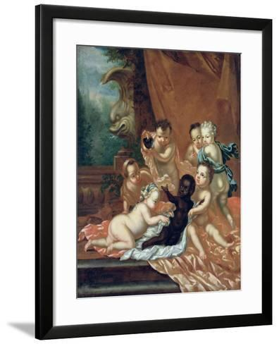Venus Labor-David Klocker Ehrenstrahl-Framed Art Print