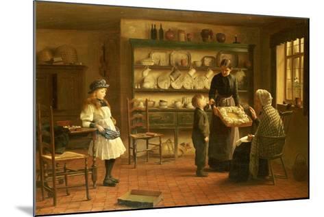 Gone But Not Forgotten-James Hayllar-Mounted Giclee Print