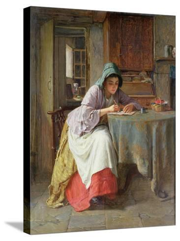 Katie's Letter-Haynes King-Stretched Canvas Print