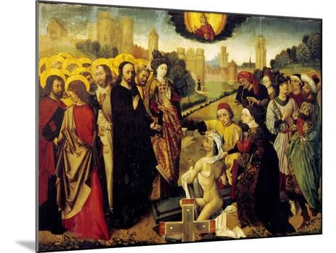 Christ's Miracles--Mounted Giclee Print