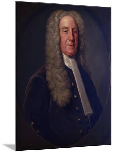 Benjamin Lynde, Sr., 1731-John Smibert-Mounted Giclee Print
