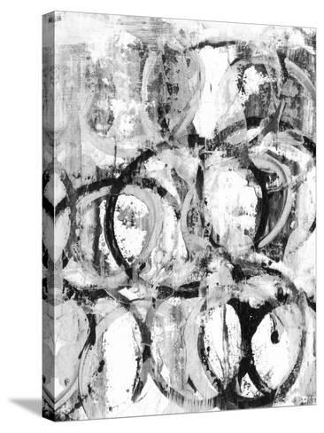 Buffalo II-Jodi Fuchs-Stretched Canvas Print