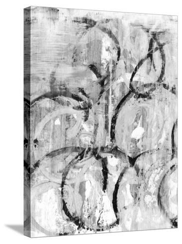 Buffalo I-Jodi Fuchs-Stretched Canvas Print