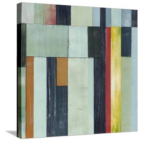 Geometric Conglomeration II-Grace Popp-Stretched Canvas Print