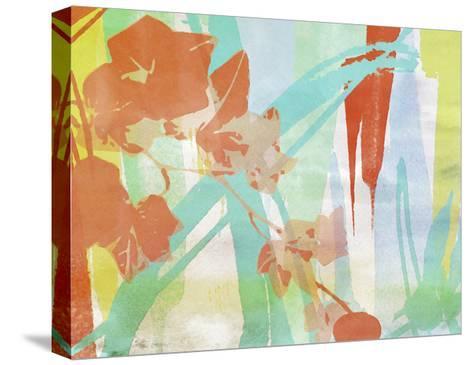 A Leaf Was Born I-Irena Orlov-Stretched Canvas Print