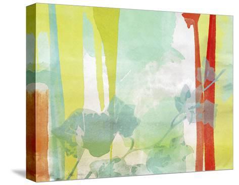 A Leaf Was Born II-Irena Orlov-Stretched Canvas Print