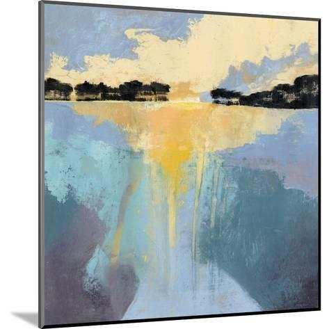 Back Bay Sun I-Grace Popp-Mounted Art Print
