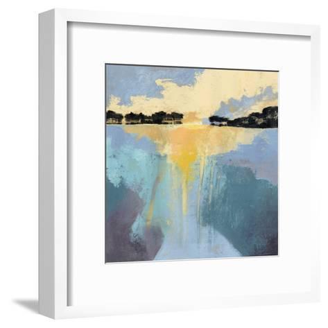 Back Bay Sun I-Grace Popp-Framed Art Print