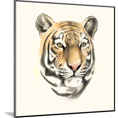 Safari Cat III-Grace Popp-Mounted Art Print