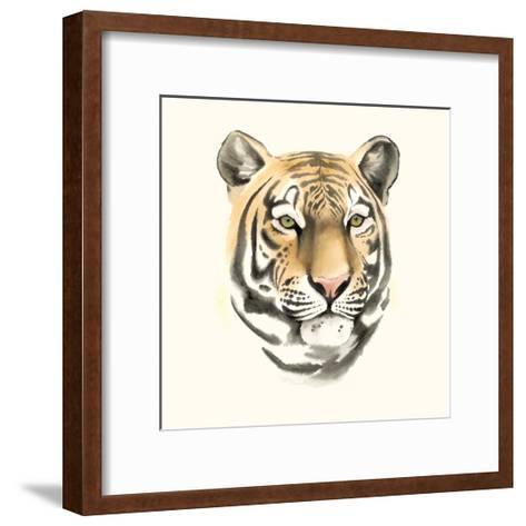 Safari Cat III-Grace Popp-Framed Art Print