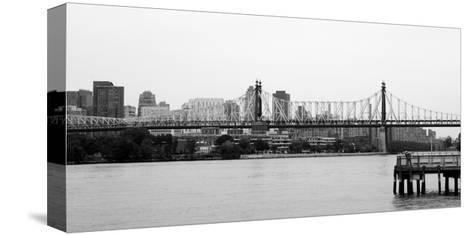 NY Scenes VI-Jeff Pica-Stretched Canvas Print