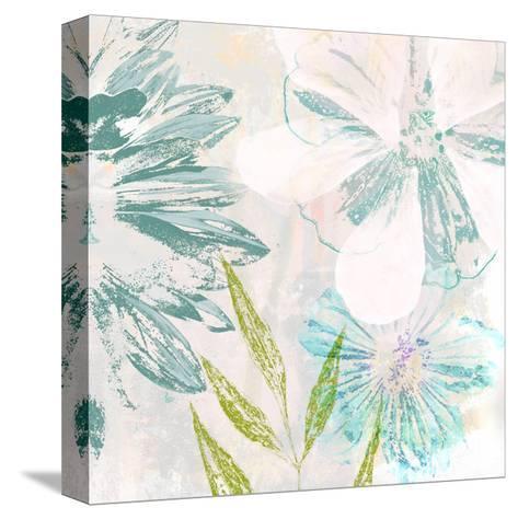 Azulejo I-Sia Aryai-Stretched Canvas Print