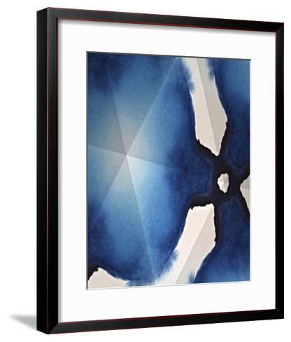 Indigo Daydream II-Renee W^ Stramel-Framed Art Print