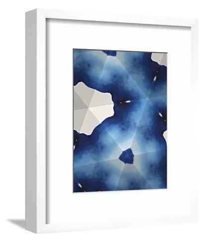 Indigo Daydream III-Renee W^ Stramel-Framed Art Print